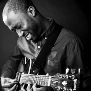 """The Cleveland Jazz Orchestra: """"Caribbean Music Explosion"""" featuring Dan Wilson, guitar"""
