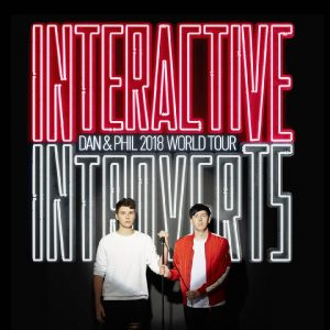 Dan and Phil World Tour 2018: Interactive Introver...