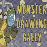 Monster Drawing Rally 2018