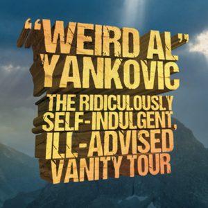 """Weird Al"" Yankovic - The Ridiculously Self-Indulg..."