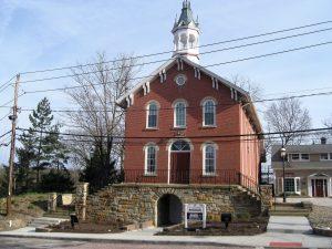 Brecksville Old Town Hall