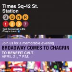 Broadway Comes to Chagrin