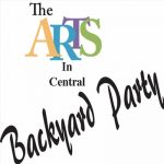 The ARTS in Central Backyard Party
