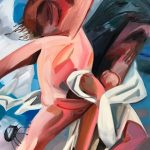 Dana Schutz: Eating Atom Bombs