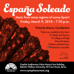 Espana Soleada - Music of Sunny Spain
