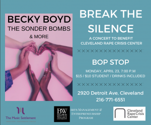 Break the Silence: A Concert to Benefit Cleveland ...