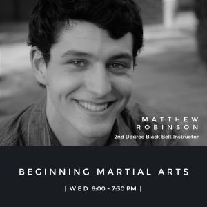 Beginning Martial Arts Class
