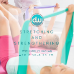 Stretching & Strengthening Class