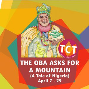 The Oba Asks for a Mountain (A Tale of Nigeria)
