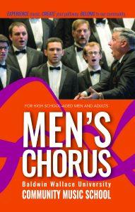 BW Men's Chorus Concert at St. Ignatius Church