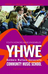 BW Youth Honors Wind Ensemble May Concert