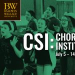 BW Conservatory Summer Choral Institute