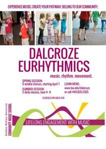 Dalcroze Eurhythmics: Summer Session