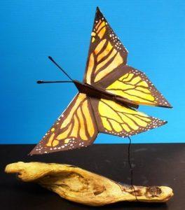 A Healing Arts Workshop: Butterflies are Free