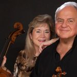 Jaime Laredo, violin / Sharon Robinson, cello