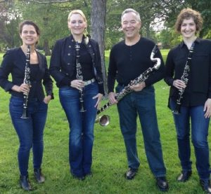 Silver Keys Clarinet Quartet