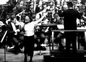 Pat Harris, soprano