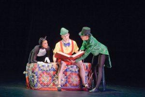 Dancing Wheels Company presents Pinocchio!