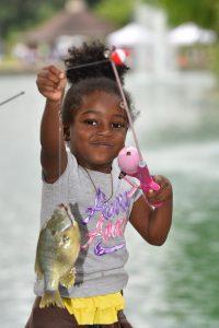 Family Fishing Day 2018
