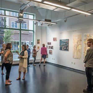 2018 Alumni Exhibition