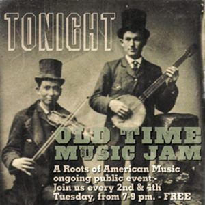 Old Time Music Jam