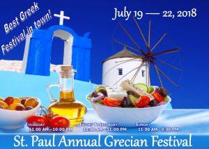 St. Paul Grecian Festival