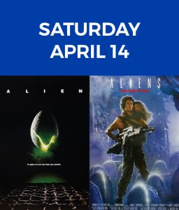 April Take Two! Double Feature
