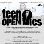 Book Release Party & Open Mic