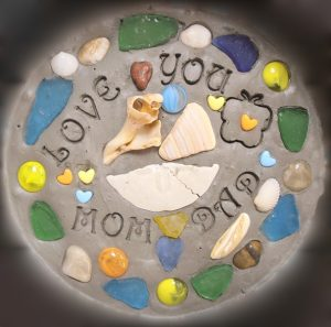 A Healing Arts Workshop: Stepping Stones