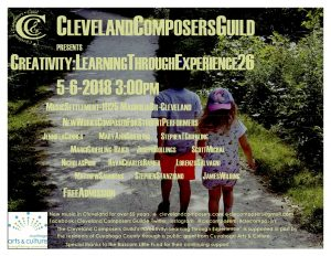 """26th Annual """"Creativity: Learning through Experience"""""""