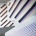 Artist Talk: Claudia Comte on Zigzags and Diagonals