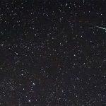 Perseid Meteor Shower Night