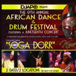 9th Annual African Dance & Drum Festival