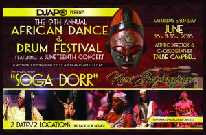 9th Annual African Dance & Drum Festival