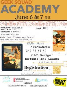 Geek Squad Academy Summer Tech Camp: June 6 & ...