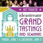ideastream Grand Tastings and Seminars