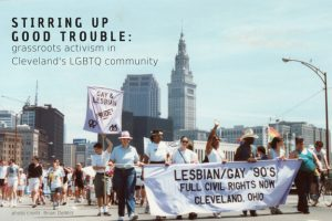 Stirring Up Good Trouble: Grassroots Activism in C...