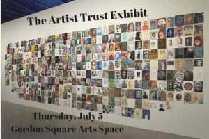 Artist Trust of Cuyahoga County Exhibit