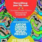 Artucation Spring Workshops: Anton Grdina Mural Project