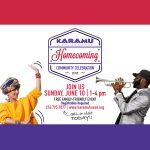 Karamu Homecoming Community Celebration
