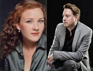 Jason Vieaux, guitar and Sasha Cooke, mezzo soprano