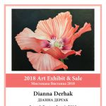 Dianna Derhak Art Exhibit and Saleat the UMA Cleveland