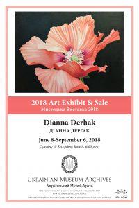 Dianna Derhak Art Exhibit and Saleat the UMA Cleveland