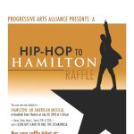 """Hip-Hop to Hamilton"" Raffle and Platform Beer Happy Hour Event"