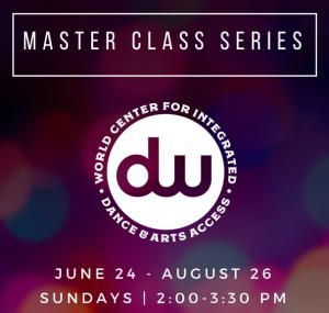 Summer Master Class Series