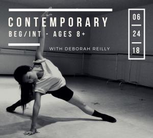 Beg/Int Contemporary Class