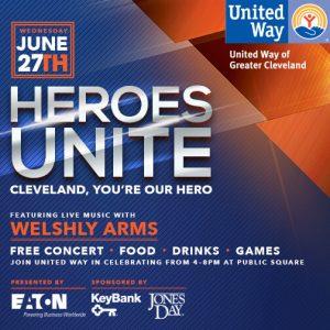 Heroes Unite! Presented by Eaton
