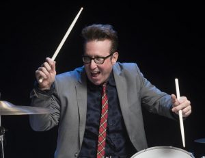 Bern, Bern, Bern! Featuring Bernie Dresel, drums