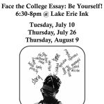 Face the College Essay: Be Yourself