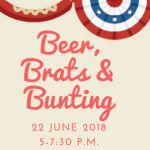 Beer, Brats and Bunting
